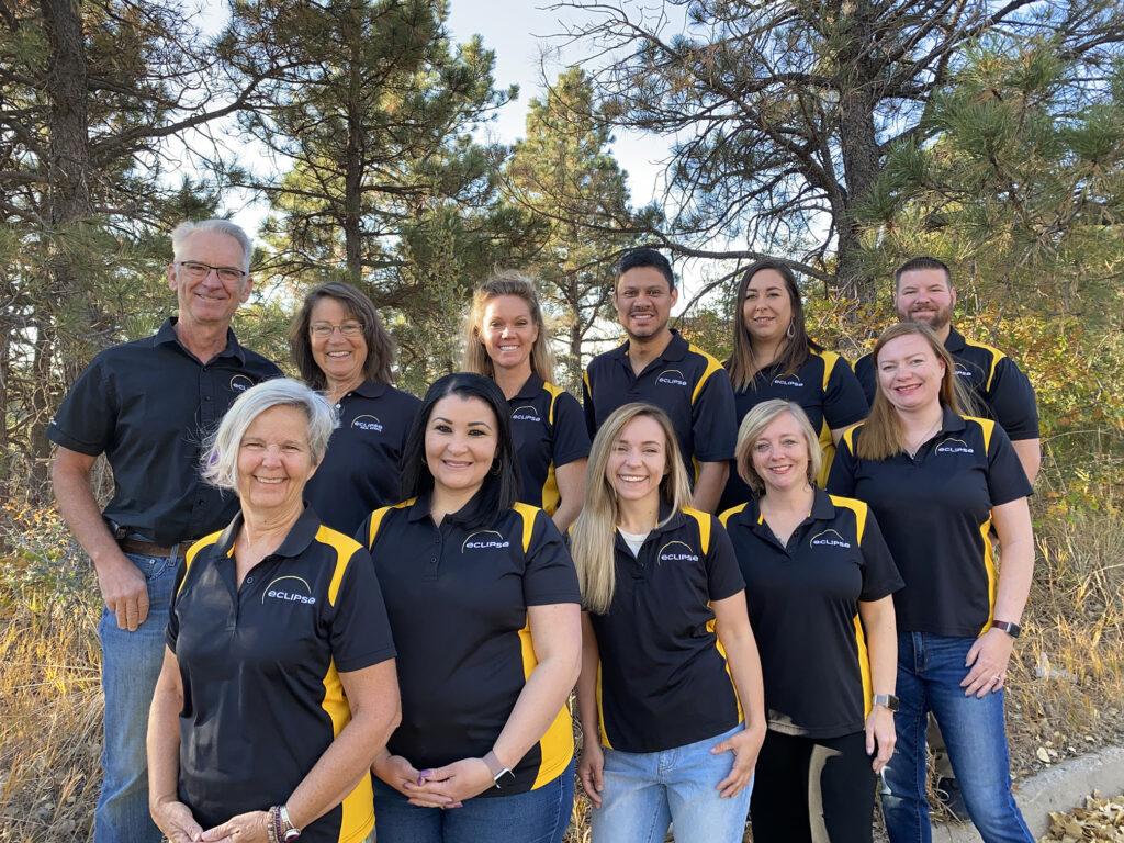 Rent Eclipse 2020 Team Photo